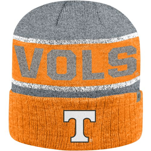 Top of the World Men's University of Tennessee Below Zero Cuff Knit Hat