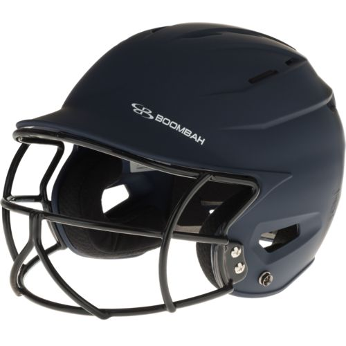 Display product reviews for Boombah Adults' Defcon Sleek Profile Softball Helmet with Mask