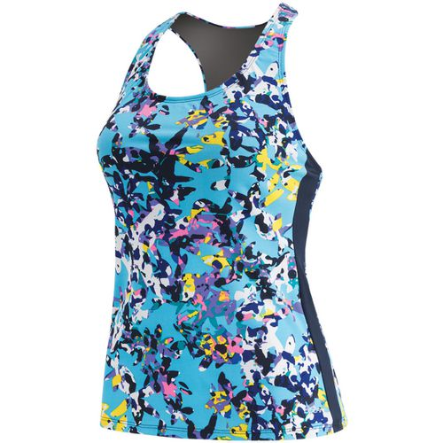 Dolfin Women's Aquashape Racerback Tankini Swim Top