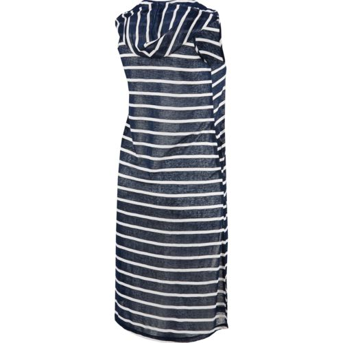 Porto Cruz Women's Nautical Hooded Midi Dress - view number 2