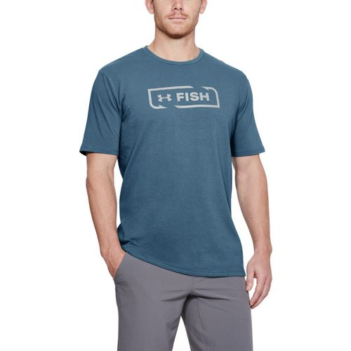 Under Armour Men's Fish Icon T-shirt - view number 3