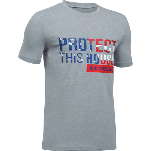 Under Armour Boys' Freedom Protect This House T-shirt