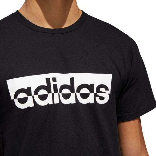 adidas Men's Linear Chopped T-shirt - view number 6