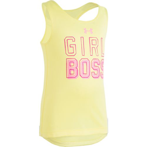 Under Armour Toddler Girls' Girl Boss Tank Top