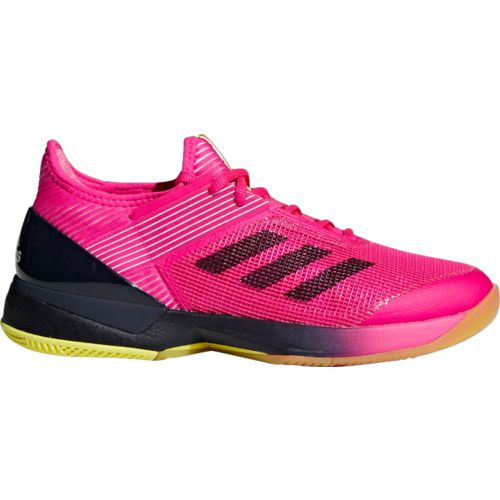 adidas Women's adizero Ubersonic 3.0 Tennis Shoes