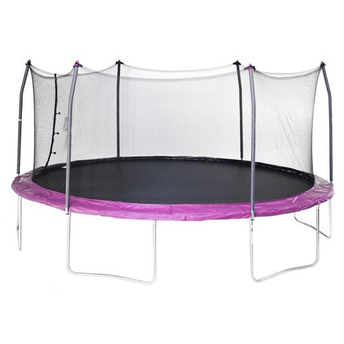 Display product reviews for Skywalker Trampolines 17' Oval Trampoline with Enclosure