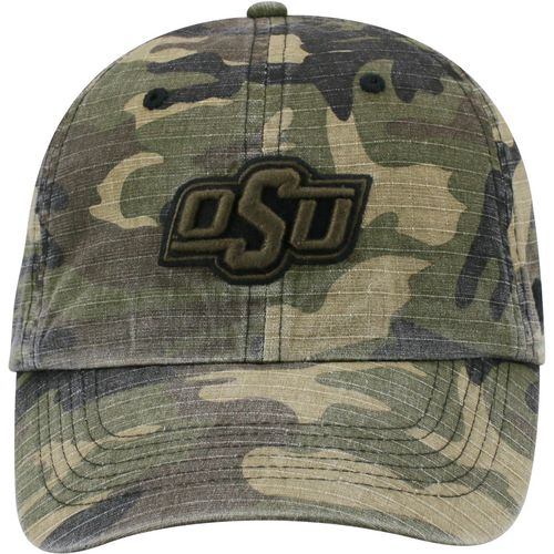 Top of the World Men's Oklahoma State University Heroes Camo Ball Cap