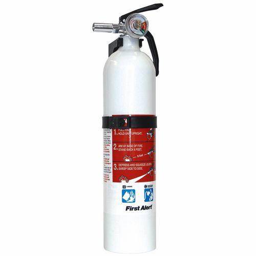 Display product reviews for First Alert Marine Fire Extinguisher 10 BC