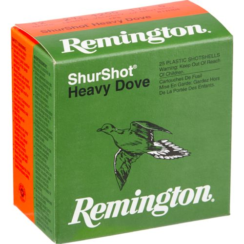 Remington 12 Gauge ShurShot Heavy Dove 6 Shotshells