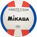 Mikasa Competitive Class Indoor/Outdoor Volleyball - view number 1