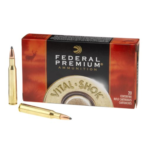Federal Premium® Sierra® GameKing® .270 Winchester 150-Grain Rifle Ammunition