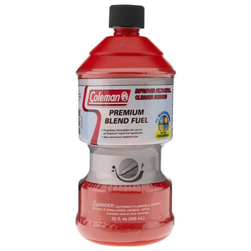 Coleman® Premium Blend 32 oz. Liquid Fuel 4-Pack