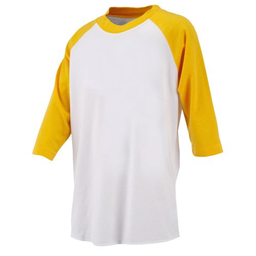 Rawlings Kids' 3/4 Length Sleeve T-shirt