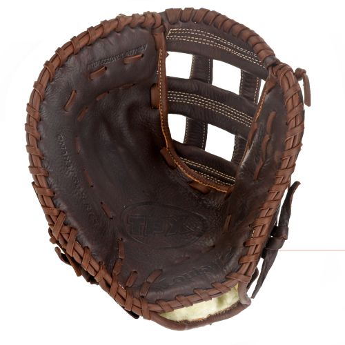 "Louisville Slugger Men's Omaha 13"" First Base Mitt Left-hand throw"