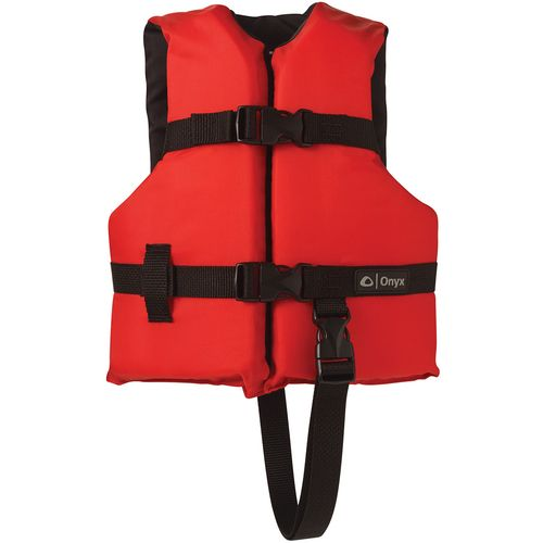 Display product reviews for Onyx Outdoor Kids' Type II General Purpose Flotation Vest