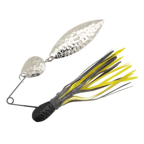 H&H Lure Original 3/8 oz Colorado/Willow Blade Spinnerbait