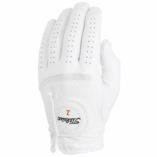 Titleist Adults' Perma Soft Left-hand Golf Glove - view number 1