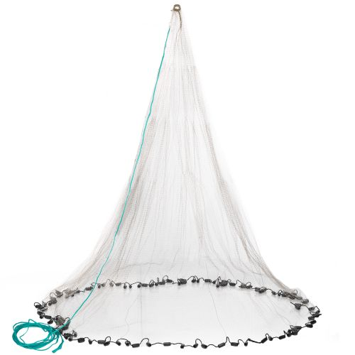 Display product reviews for Betts® Old Salt 8' Cast Net