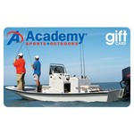 Academy  Gift Card - Fishing