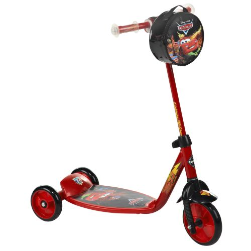 "Image for Huffy Boys' Disney Cars 3-Wheel 6"" Preschool Scooter from Academy"