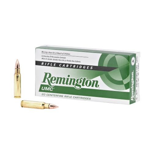 Remington UMC 6.8 Remington SPC 115-Grain Centerfire Rifle Ammunition
