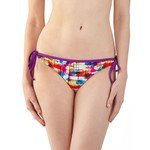 O'Rageous® Women's Printed Reversible Bikini Swim Bottom