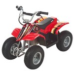 Razor® Kids' Dirt Quad™ Red Electric Off-Road Vehicle