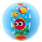 "Splashin' Fun™ Big Eye Fishies 18"" Inflatable Beach Ball"