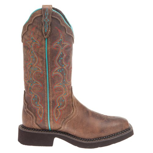 Unique Justin Womens Gypsy Collection 8 Western Boots  Jushoes