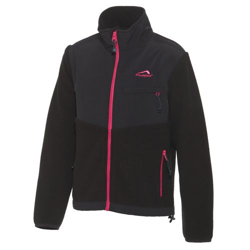 Polar Edge® Girls' Colorblock Fleece Jacket