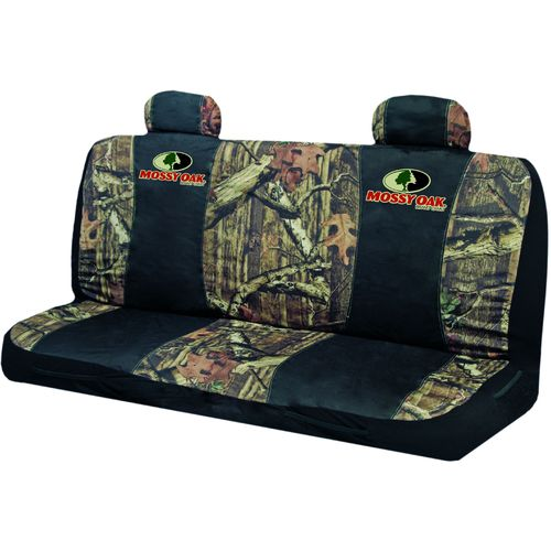 Mossy Oak Bench Seat Cover