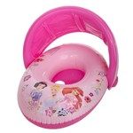 SwimWays Disney Princess Sun Canopy Baby Float