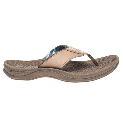Sperry Men s Latitude Thong Sailboat Sandals