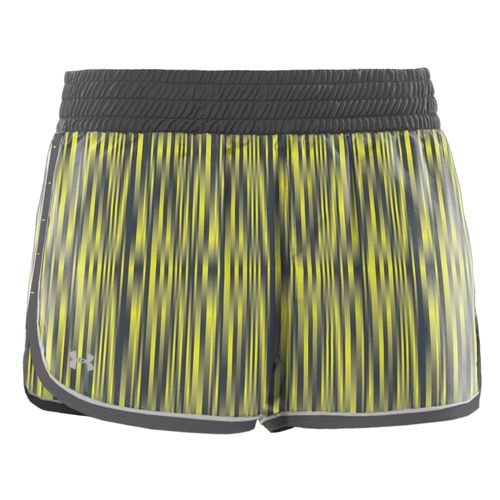 "Under Armour® Women's Printed Great Escape 3"" Short"