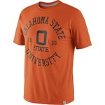 Nike Men's Oklahoma State University Vault Rewind Football T-shirt