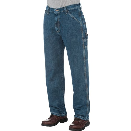Display product reviews for Magellan Outdoors Men's 5-Pocket Carpenter Jean