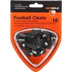 "Sof Sole® 1/2"" Nylon Football Cleats"
