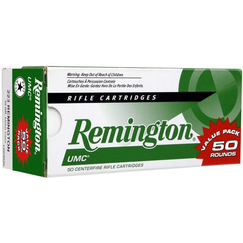 Remington .223 Remington 55-Grain Rifle Ammunition