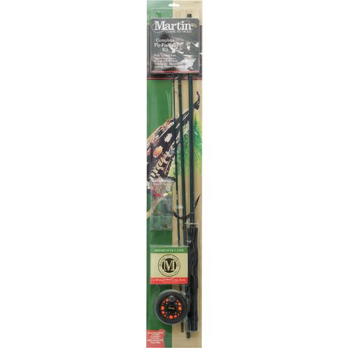 Display product reviews for Martin® 5/6 Weight Complete Fly Kit