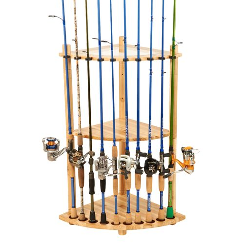 Tournament Choice® 10-Rod Corner Rack - view number 1