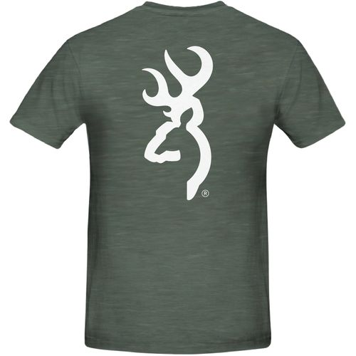 Browning Men s Buckmark Short Sleeve T-shirt
