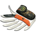 Outdoor Edge Razor-Pro Folding Replaceable Razor Blade Knife with Gutting Blade - view number 1
