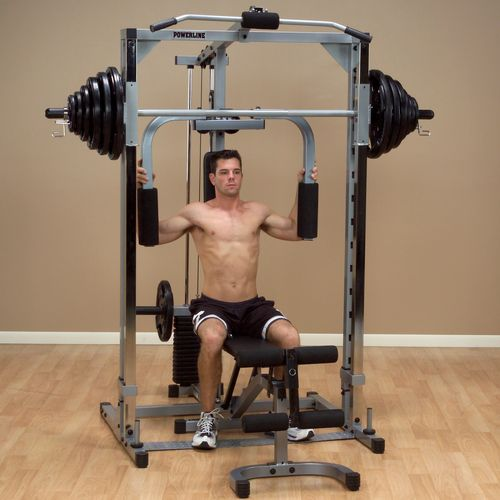 Body-Solid Powerline Smith Machine - view number 2