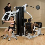 Body-Solid EXM3000LPS Gym System - view number 3
