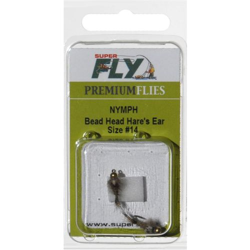 Superfly™ Bead Head Hare's Ear Size 14 Nymph