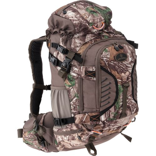 Game Winner Rangeland Camo Internal Frame Pack