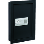 Stack-On 3-Handgun Wall Safe with Electronic Lock