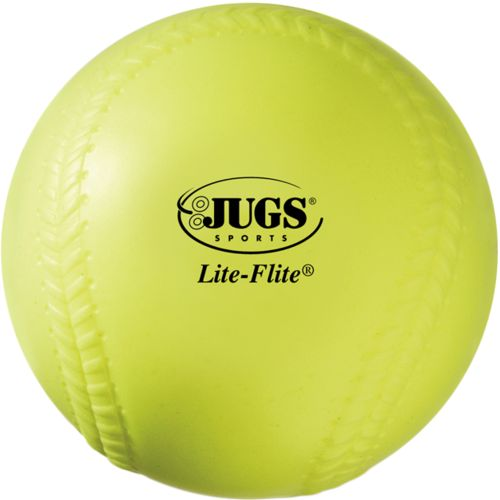 JUGS Lite-Flite Softballs 12-Count Bucket - view number 2