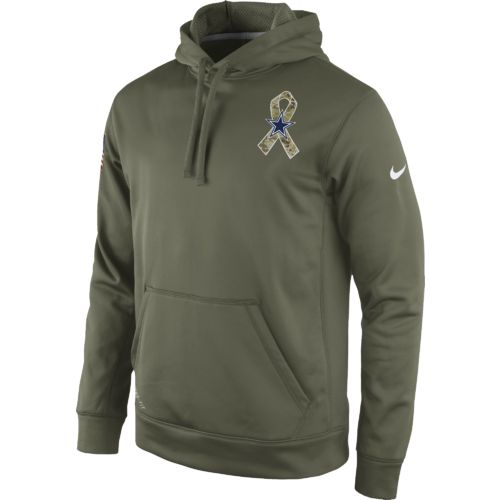 Nike Men s Dallas Cowboys Salute to Service KO Hoodie