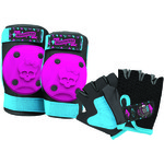 Monster High Kids' Sporty Protective Gear